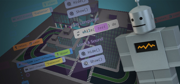 Roblox Coding 4 Kids (ages 9-12)