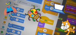 ONLINE Scratch 4 Kids (ages 7-10)